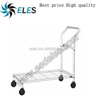 Factory wholesale SMT Pcb Hanging Basket Antistatic esd trolley cart