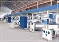 CANGZHOU XULIN multi-color and high accuracy corrugated cardboard production line