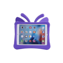 attractive style tablet case with beautiful wings butterfly for iPad 5 6