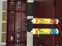 SH-A60 construction used acetic sealant