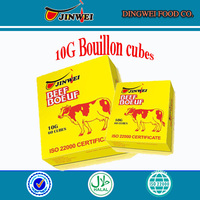 Hot China products wholesale beef spice bouillon cube