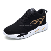 High Quality Men Rubber Sole Sports Shoes Air Cushion Sneakers