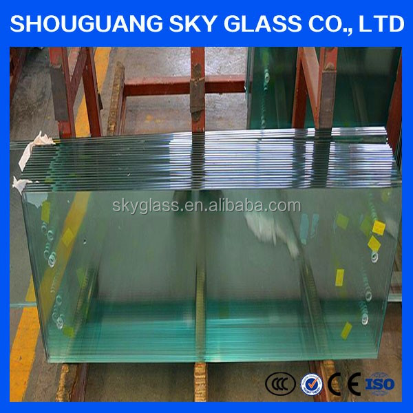 3mm 4mm 5mm 6mm 8mm 10mm 12mm Toughened glass Plant Price