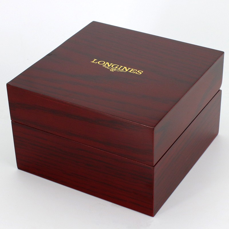 Wrist watch storage box wholesale cheap custom luxury wooden watch box