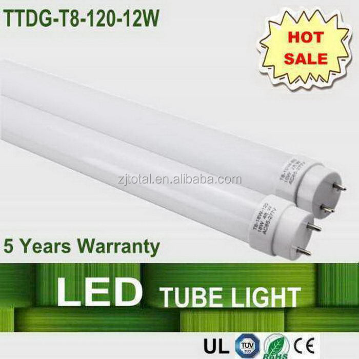 Cheapest new design 100-240v led fluorescent tubent tube