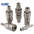 Pneumatic air hose tube quick coupler Japanese Hi Cupla type quick coupling