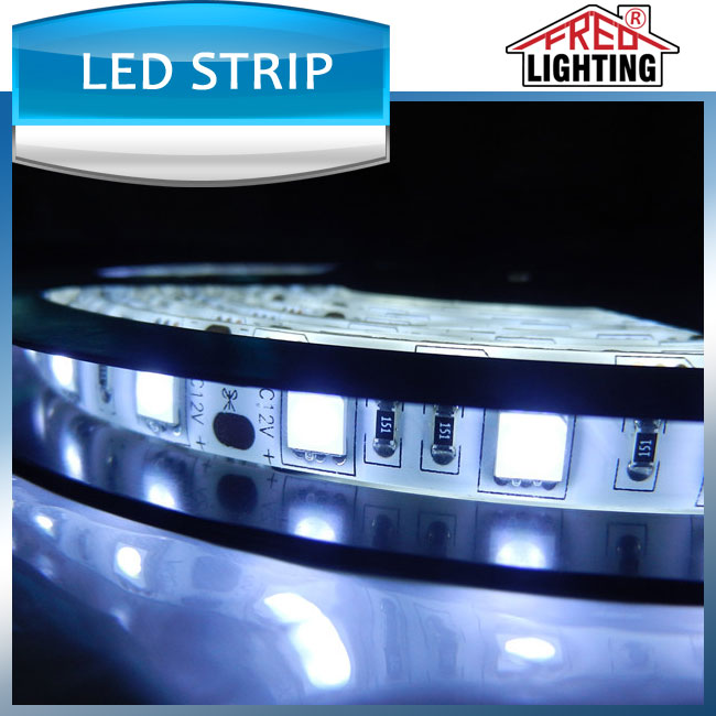 High quality silicon tube waterproof 5050 30 IP67 LED Strip Light