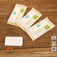 European American Design and style 2016 Promotional paper thin soap is hotel soap