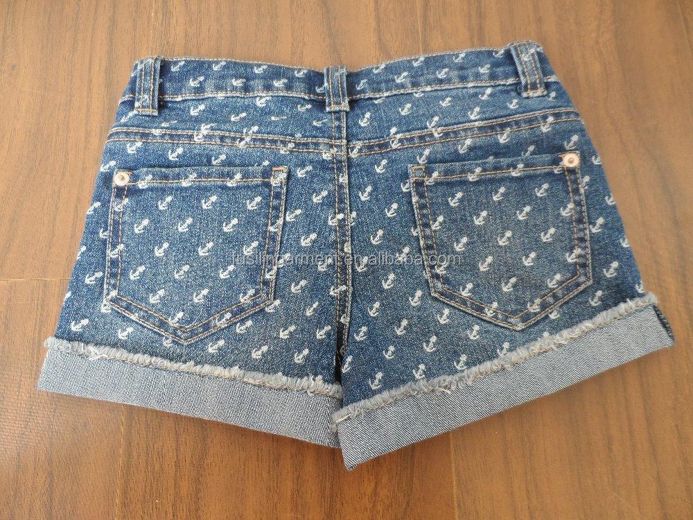 Gro Handel Usa Designer Kinder Kinder Kleidung Jeans Kurze