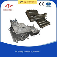 custom making precision plastic mould by drawing or sample