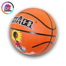 Official size 7 full color printing rubber basketball