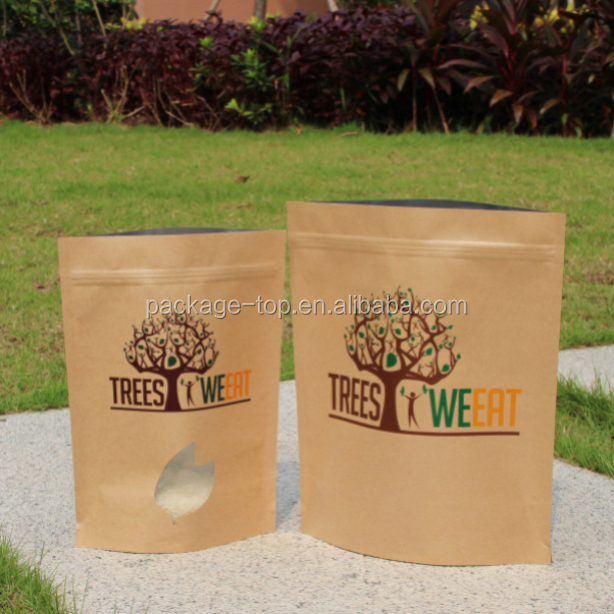Accept Custom Order and Laminated Material printed fresh bread bag