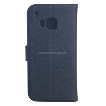 New arrivel latest leather case for HTC One M9