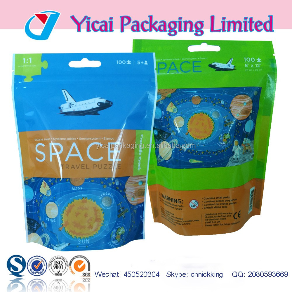 customized design lamination potato chips stand up bags