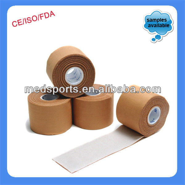 Team game hand tear athletic strapping Rigid printed Sports Tape