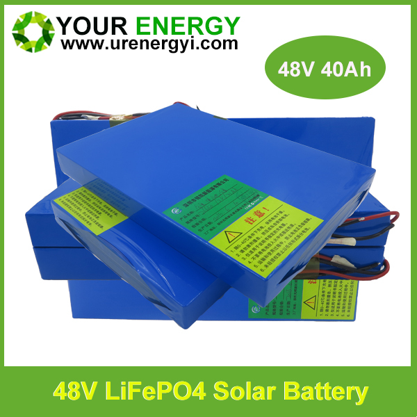 New and hot lithium ion car batteries sale high current discharge 48v 40ah li ion battery