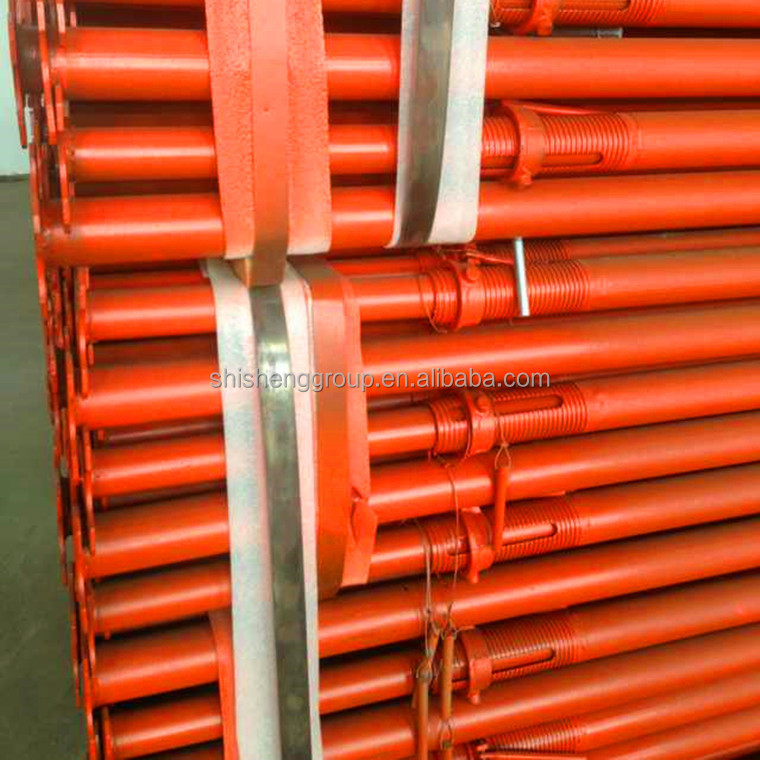 alibaba china supplier acros building supports ,Factory Formwork Steel Props for Concrete Construction