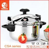 Cooking Ham In A Good Kitchen Appliance Helper 1L Marble Coating Explosion Proof Pressure Cooker