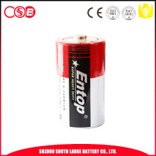 Cheap High Capacity OEM Super battery ZnMnO2 R20P