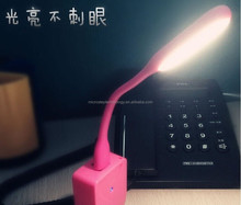 2015 Hot selling LED USB light for power bank Desk Computer Laptop, Electronic Gift Promotional Item USB LED Light Lamps