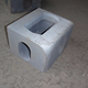 standard iso container corner castings,steel container corner block, Ziqi Container