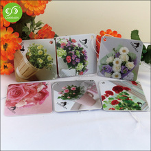 Wholesale OEM logo Paper air freshener flower car air freshener