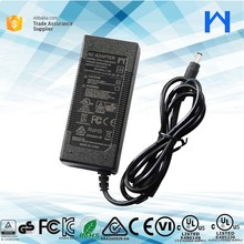 Desktop type ac adapter 12V 4.5A ac to dc charger 12Volt 4.5Amp power adapter UL KC CE approval