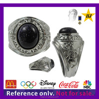 3D sport custom military rings/army rings
