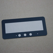 cover glass/cover lens for LCD/LED display