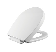 Smart Slow Down U Shaped PP Toilet Seat Cover