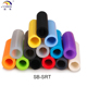 High temperature Hollow Extruded 2mm 3mm Flexible Clear Silicone Rubber Tube/hose/pipe/tubing for Grafting