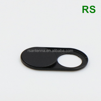Black metal webcam cover manufacturer