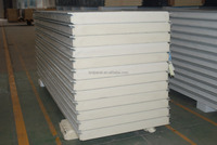 China manufacturer economy polyurethane/pu sip wall panels