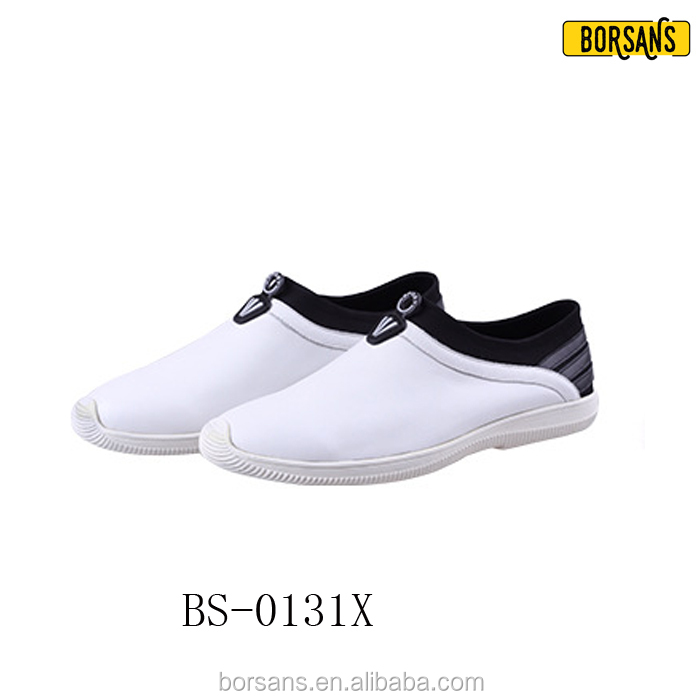 Last Design Men Shoes Genuine Leather Flexible Light Weight Sport Golf Tennis Shoe