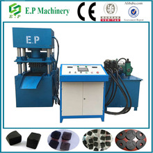 Factory supply coconut shell charcoal tablet briquette machine/press machine