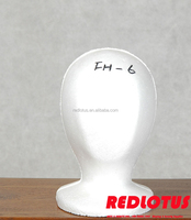 Wholesale China factory custom foam dummy heads for sale