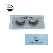 Popular Private Label 3d Mink Lashes Best Custom Made Silk Eyelashes Wholesale Qingdao False Eyelashes