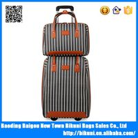 Popular Large Luggage Weekend Travel Bag trolley travel luggage bags