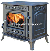 popular wood burning stove with CE
