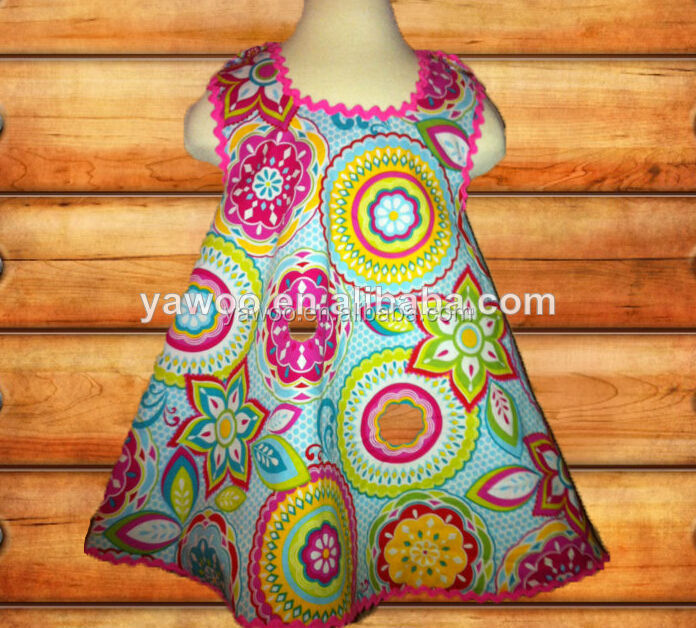 latest dress designs for kids floral long dresses for kids knit cotton soft kid ball gown dresses