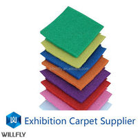 Special crazy Selling floor carpet tile pvc backing textiles