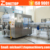 Cheap price full auto plc control medium speed round shaped water bottle hot shrink film sleeve labeling machine