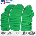 HDPE virgin material green construction safety net