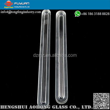 High Temperature Resistance Armored Glass for Heat Boiler Gage
