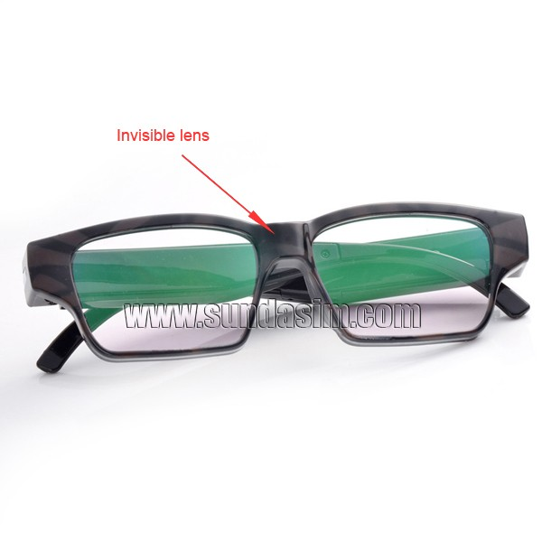 HD 1080P Hidden Camera Invisible Glasses Camera DVR Video Recorder Eyewear Camera