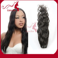 Carina Hair Products Wholesale Natural Wave Raw 5A Grade 100% Unprocessed Surgical Caps For Long Hair
