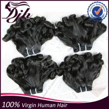 GOOD PRICE FACTORY MADE 100% HUMAN NICE WAVE HAIR EXTENSION