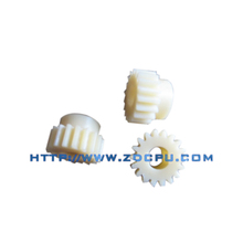 Professional factory produce small nylon gears for toys