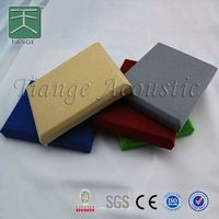 acoustic fabric panel new building materials 2013