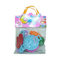 Kitchen Toy Set Plastic Tableware Toy. mini kitchen set toy